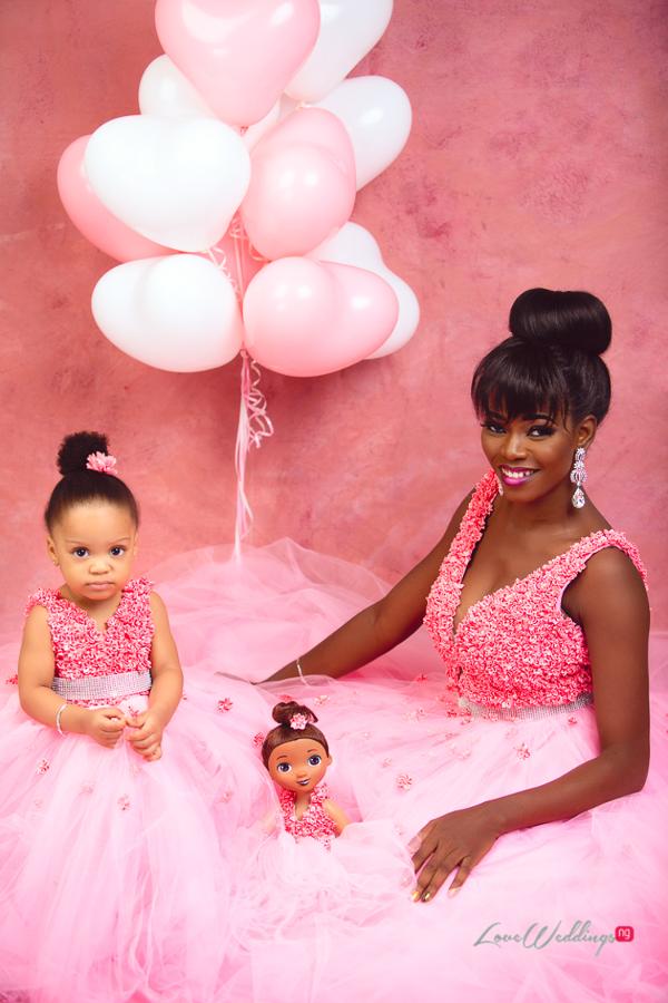 Nigerian Bride in Pink LoveWeddingsNG Eleanor Goodey Photography 3