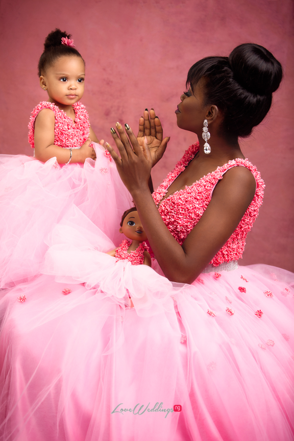 Nigerian Bride in Pink LoveWeddingsNG Eleanor Goodey Photography 6