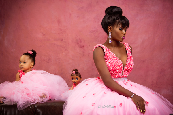 Nigerian Bride in Pink LoveWeddingsNG Eleanor Goodey Photography 7