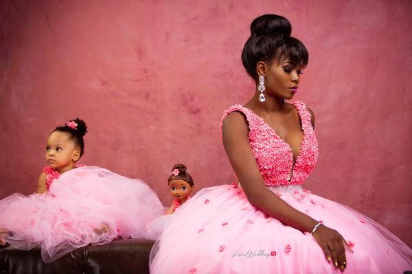 Nigerian Bride in Pink LoveWeddingsNG Eleanor Goodey Photography 7