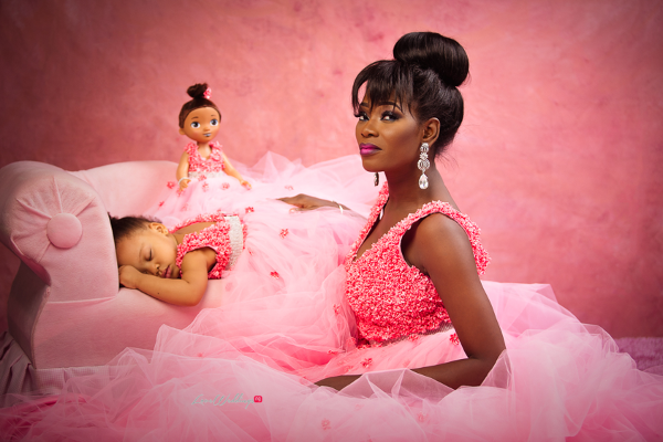 Nigerian Bride in Pink LoveWeddingsNG Eleanor Goodey Photography 9