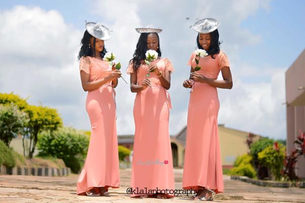 Nigerian Bridesmaids Dami and Bayo Klala Photography LoveweddingsNG