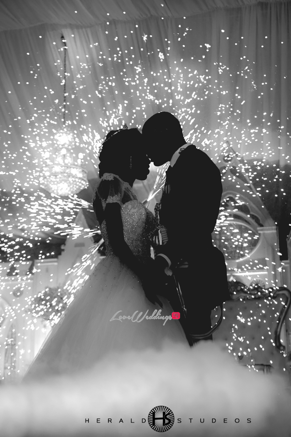 Nigerian Military Wedding First Dance Tosin and Hassan Herald Studeos LoveWeddingsNG 3
