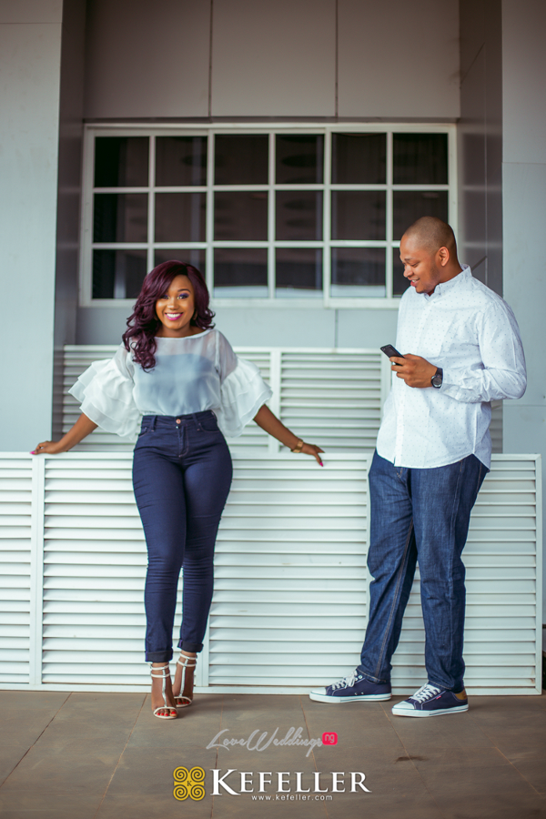 Nigerian PreWedding Shoot UCJay2017 Kefeller Photography LoveWeddingsNG 3