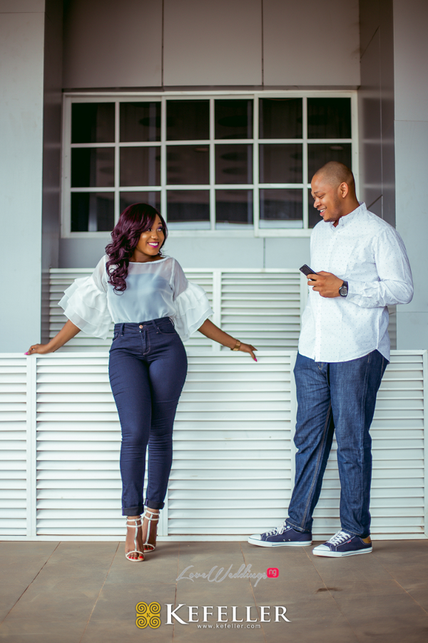 Nigerian PreWedding Shoot UCJay2017 Kefeller Photography LoveWeddingsNG 4
