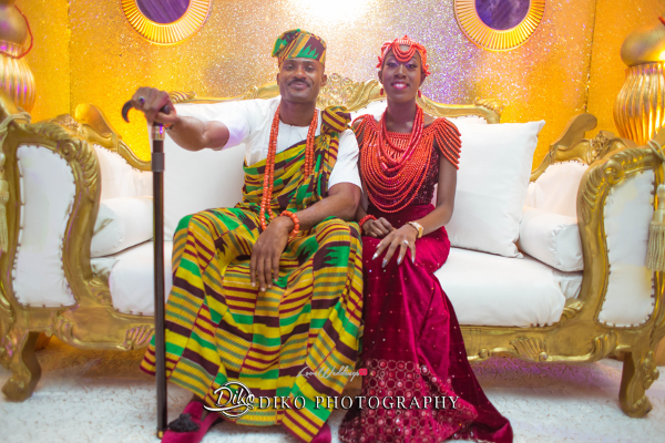 Nigerian Traditional Bride and Groom Tosin and Alhassan Diko Photography LoveWeddingsNG 5