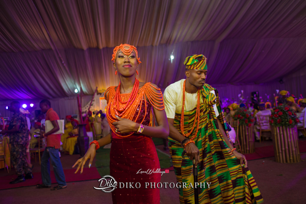 Nigerian Traditional Bride and Groom Tosin and Alhassan Diko Photography LoveWeddingsNG 6