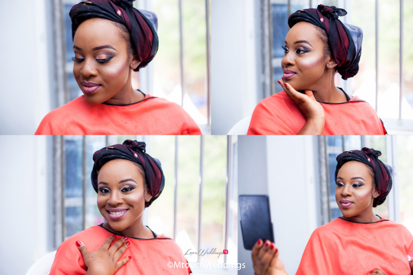 Nigerian Traditional Igbo Bride Adaora and Solomon MTouch Weddings LoveWeddingsNG 5