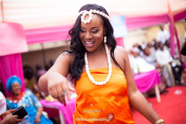 Nigerian Traditional Igbo Bride Adaora and Solomon MTouch Weddings LoveWeddingsNG