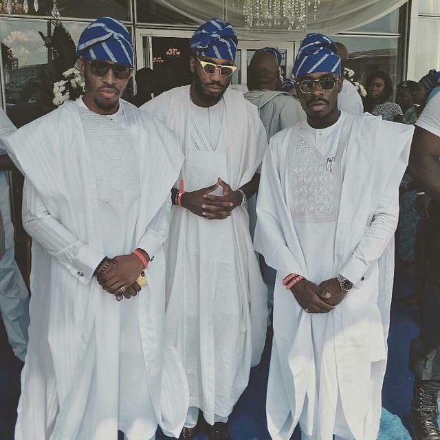 Nigerian Wedding Guest Aso Ebi Style Agbada LoveweddingsNG #JATA2016 2