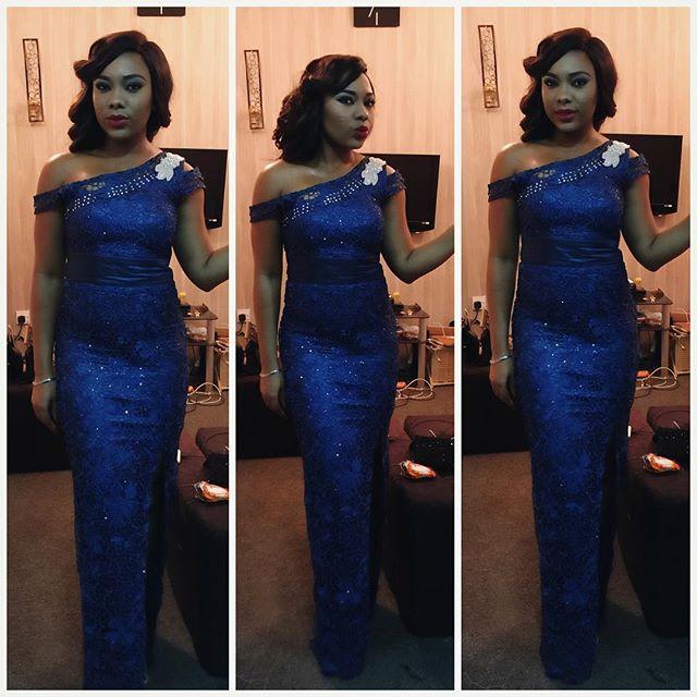 Nigerian Wedding Guest Aso Ebi Style LoveweddingsNG #JATA2016 6