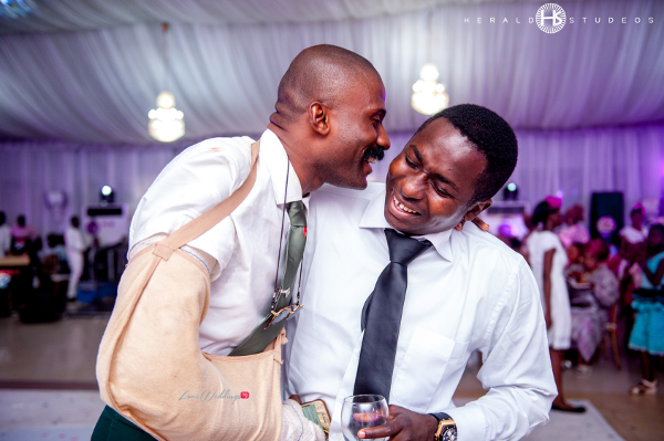Nigerian Wedding Guests Tosin and Hassan Herald Studeos LoveWeddingsNG 1