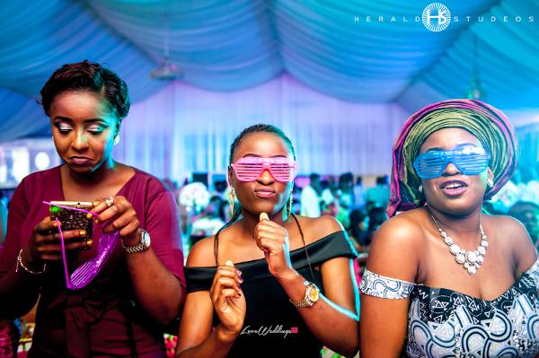 Nigerian Wedding Guests Tosin and Hassan Herald Studeos LoveWeddingsNG 3