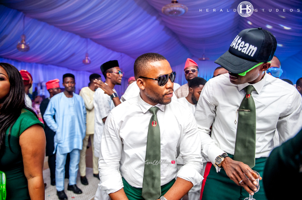 Nigerian Wedding Guests Tosin and Hassan Herald Studeos LoveWeddingsNG 4