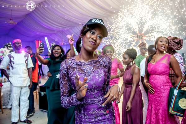 Nigerian bride dancing Tosin and Hassan Herald Studeos LoveWeddingsNG 1