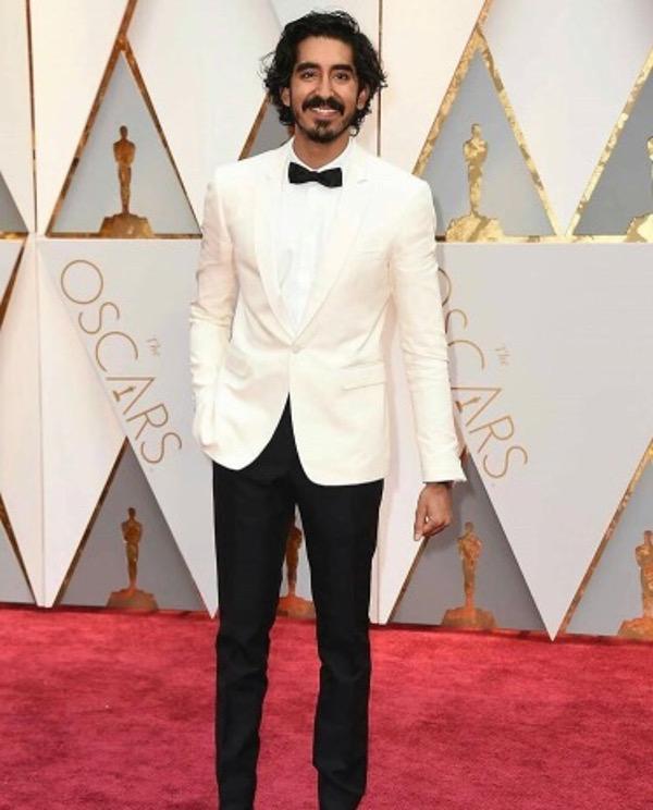 Oscars 2017 - Dev Patel Wedding Groom Style Inspiration LoveWeddingsNG