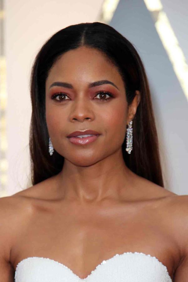 Oscars 2017 - Naomie Harris Bridal Beauty Looks LoveWeddingsNG
