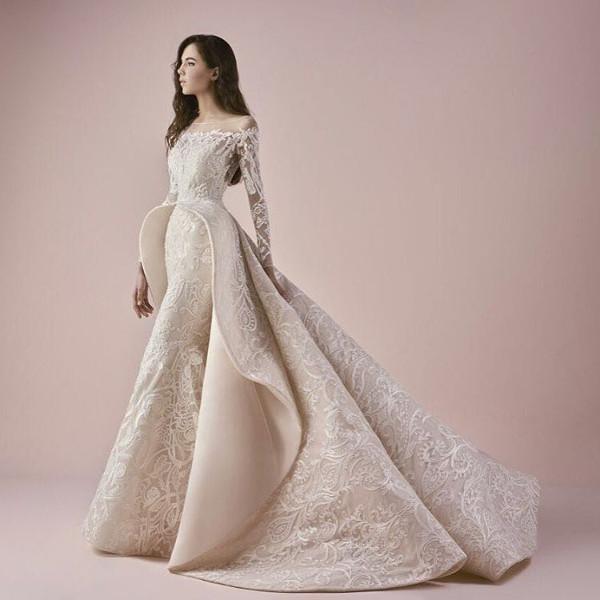 Saiid Kobeisy Bridal Couture Spring Summer 17 18 Collection - Athena LoveWeddingsNG 2