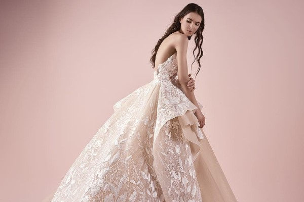 "Saiid Kobeisy's Bridal Couture Spring Summer 17/18 Collection – ""Athena"""