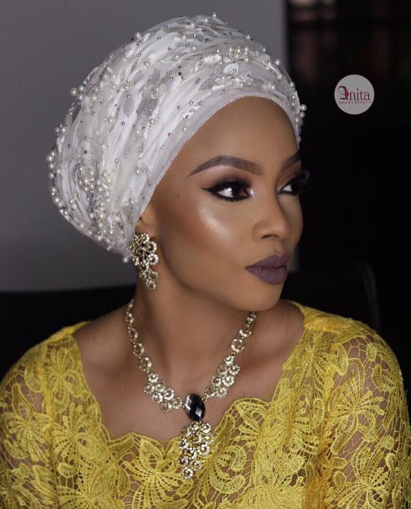 Toke Makinwa Nigerian Wedding Guest Style Inspiration LoveWeddingsNG 8