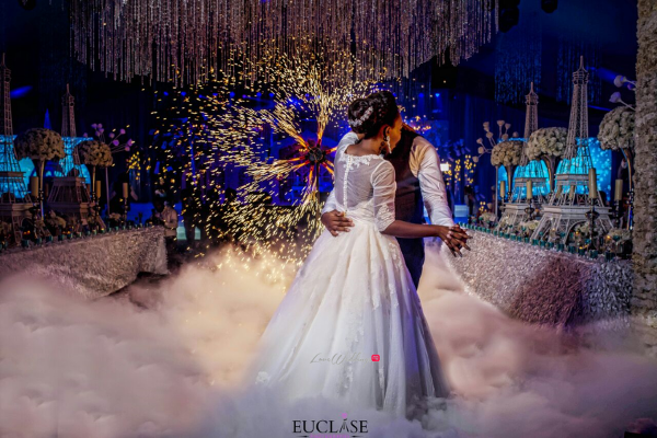 Toyosi and Wole WED Dream Wedding From Paris With Love 17 LoveWeddingsNG