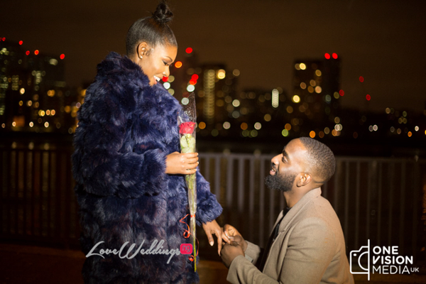 "Surprise Proposal Styled Shoot – ""Heaven Sent""