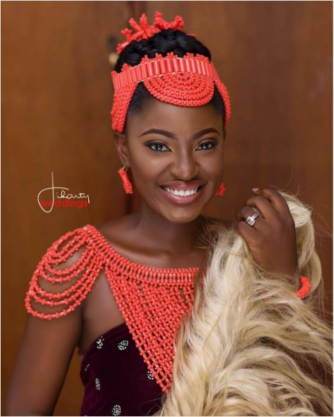 Yvonne Jegede Fawole Traditional Wedding LoveWeddingsNG 1