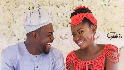 Yvonne Jegede Fawole Traditional Wedding LoveWeddingsNG