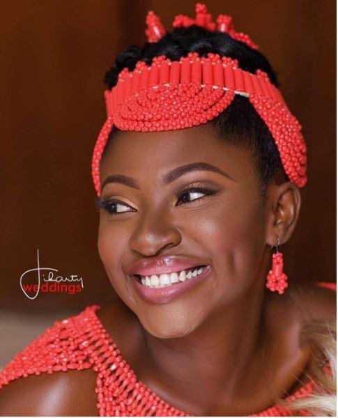 Yvonne Jegede Fawole Traditional Wedding LoveWeddingsNG 2