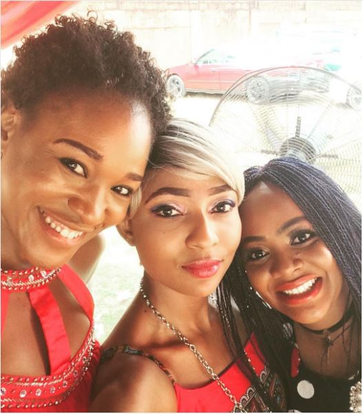 Yvonne Jegede Fawole Traditional Wedding LoveWeddingsNG - Belinda Effah, Helen Paul