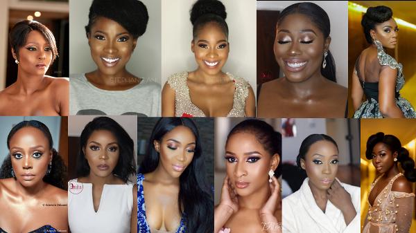 AMVCA 2017 Bridal Beauty Inspiration