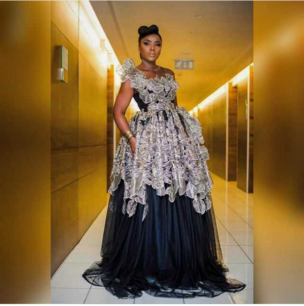 AMVCA 2017 - Chioma Akpotha Africa Magic Viewers Choice Awards 2017 LoveWeddingsNG