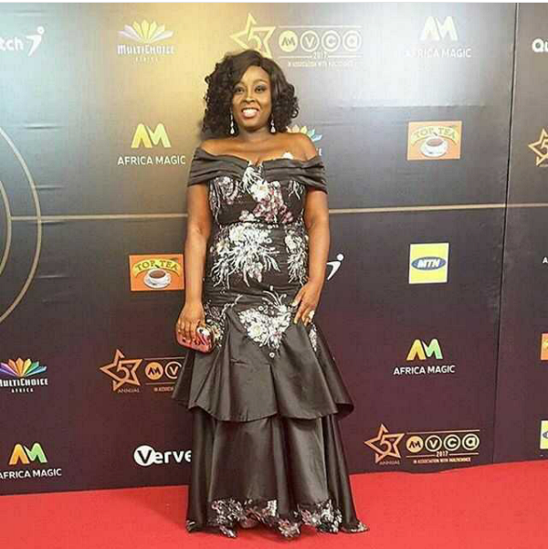 AMVCA 2017 - Lolo One Africa Magic Viewers Choice Awards 2017 LoveWeddingsNG