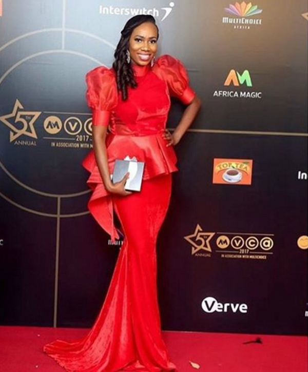 AMVCA 2017 - Medlin Boss Africa Magic Viewers Choice Awards 2017 LoveWeddingsNG 1