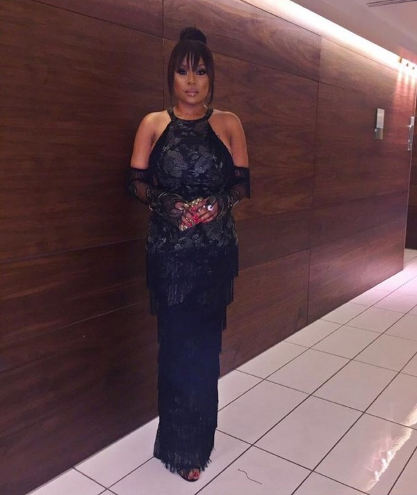AMVCA 2017 - Mimi Onalaja Africa Magic Viewers Choice Awards 2017 LoveWeddingsNG