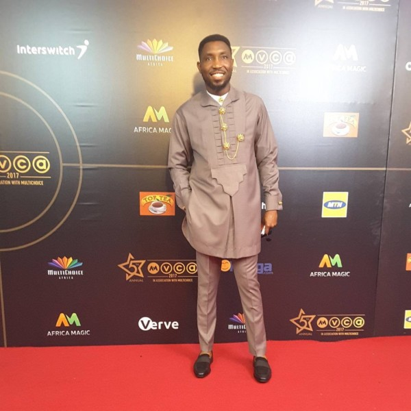 AMVCA 2017 - Timi Dakolo Africa Magic Viewers Choice Awards 2017 LoveWeddingsNG