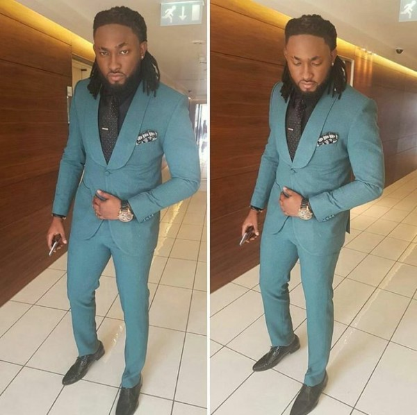 AMVCA 2017 - Uti Nwachukwu Rodrigues Africa Magic Viewers Choice Awards 2017 LoveWeddingsNG