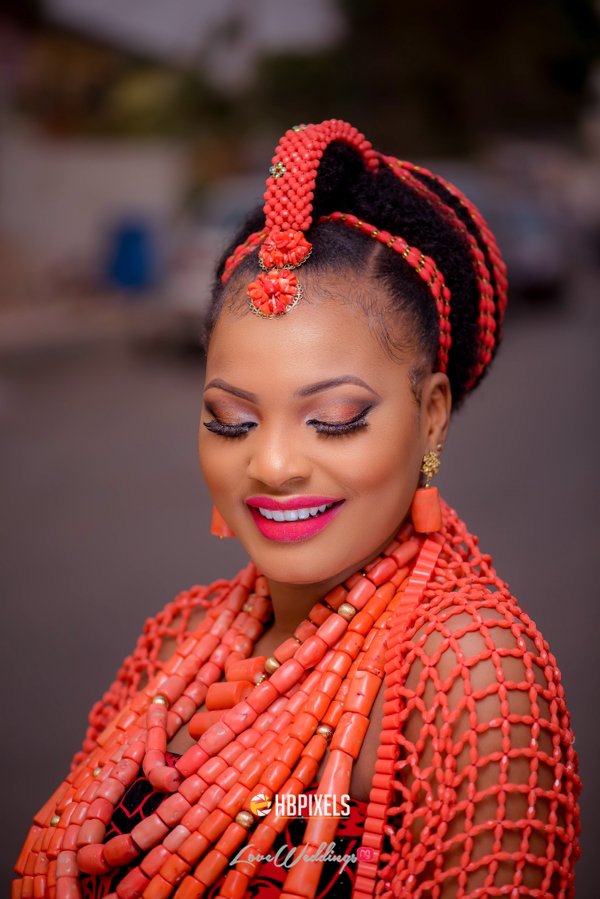 Benin Traditional Bridal Inspiration HB Pixels LoveWeddingsNG 2.jpg
