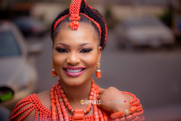 Benin Traditional Bridal Inspiration | HB Pixels