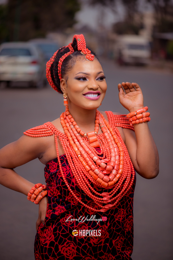 Benin Traditional Bridal Inspiration HB Pixels LoveWeddingsNG.jpg