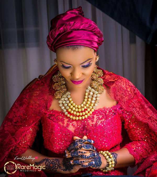 Gbenga Artsmith FÀÁJIQUIN COLLECTION 2017 LoveWeddingsNG 15
