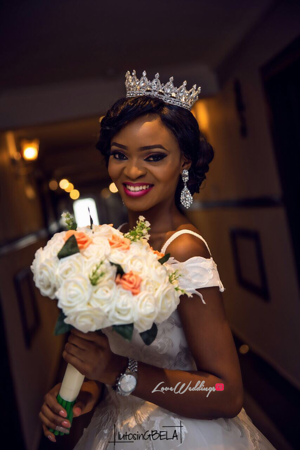 Nigerian Bride Adetola Adeleke and Olapemi Awolola LoveWeddingsNG