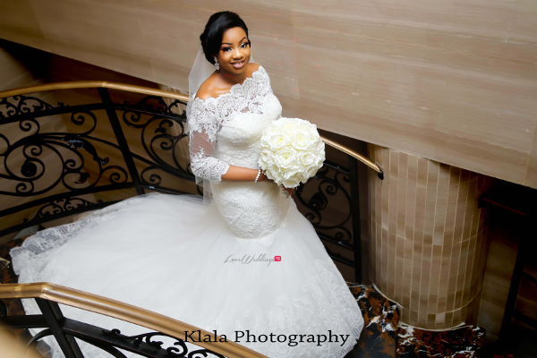 Nigerian Bride The Fadinas Bridal Party Klala Photography LoveWeddingsNG 1