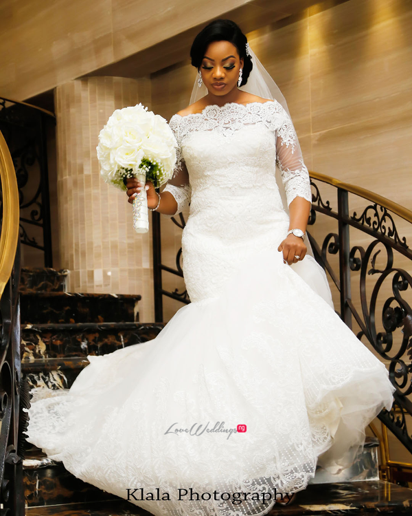 Nigerian Bride The Fadinas Bridal Party Klala Photography LoveWeddingsNG 2