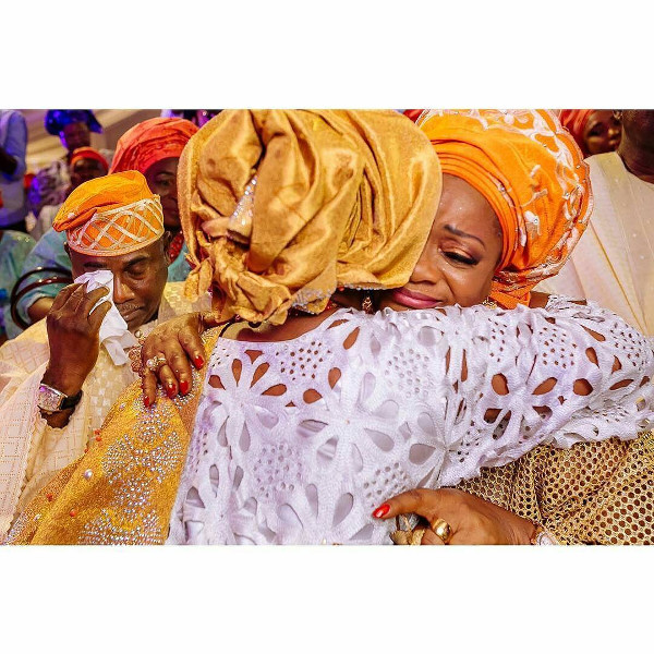 Nigerian Bride and Mum LoveWeddingsNG 1
