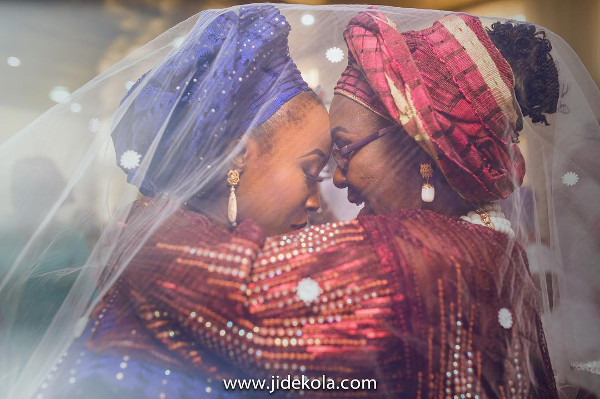 Nigerian Bride and Mum LoveWeddingsNG