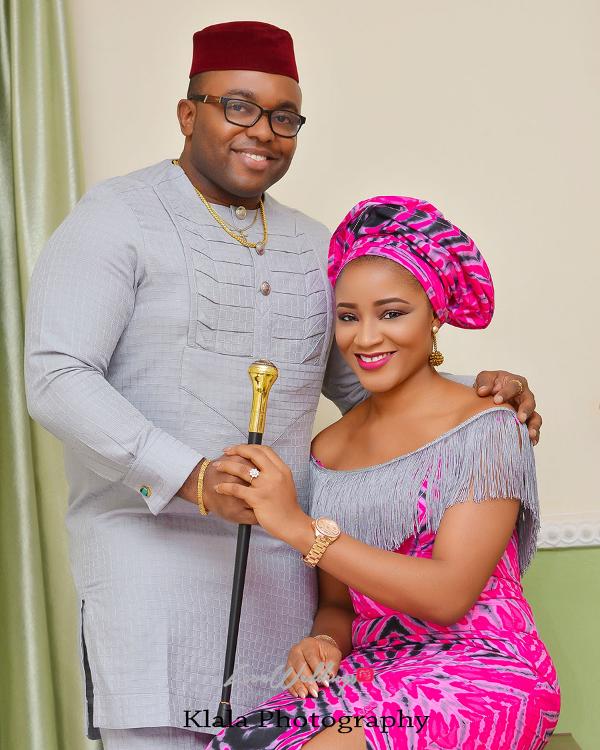 Nigerian Bride and groom Ifeyinwa and Chidi Traditional Wedding Klala Photography LoveWeddingsNG 1