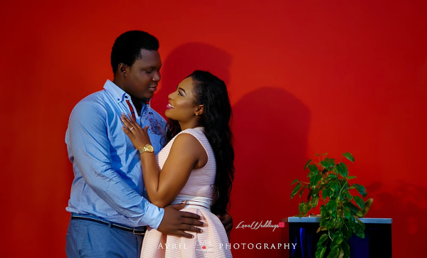 Nigerian Facebook Love Feyishayo and Ajibola Avril Photography LoveWeddingsNG 12