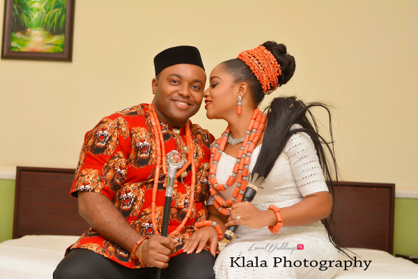 Nigerian Igbo Couple Ifeyinwa and Chidi Traditional Wedding Klala Photography LoveWeddingsNG