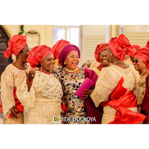 Nigerian Mum and friends LoveWeddingsNG